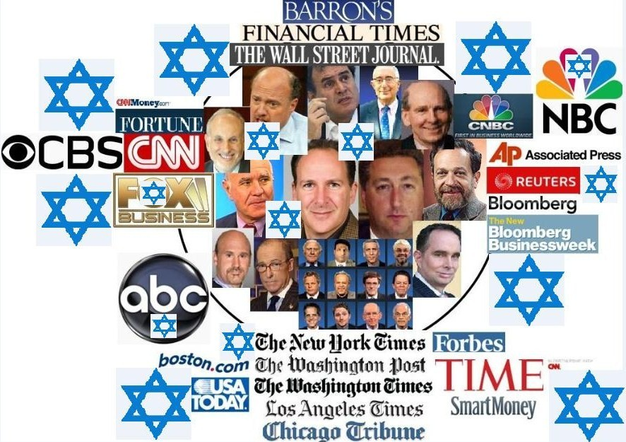 Jewish Owned-Controlled Corporate Media To Kill Article Comment ...