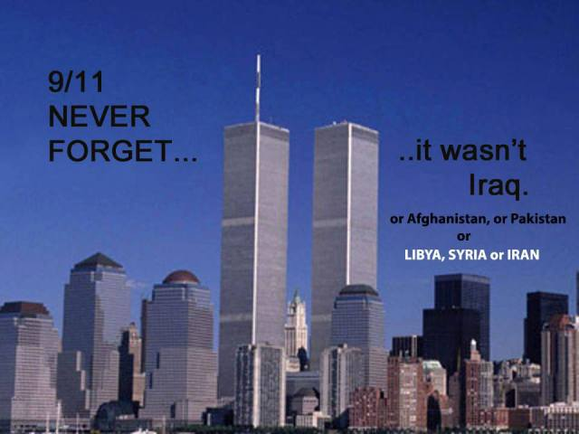 911 never forget it wasn't