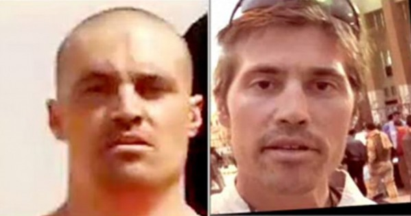 Beheaded James Foley the real