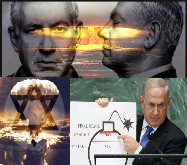 Mad dog Netanyahu