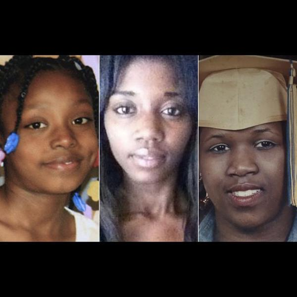 Female blacks killed