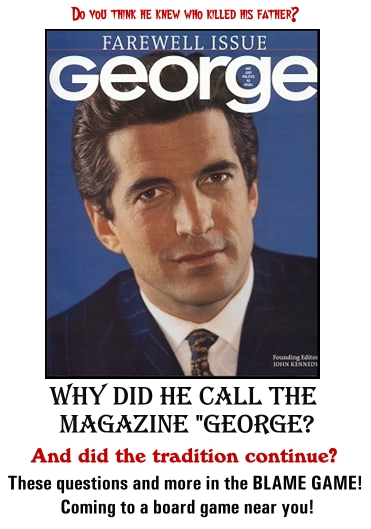 JFK jr George
