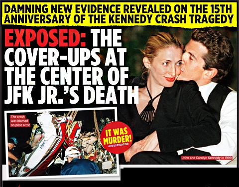 JFK jr. murdered