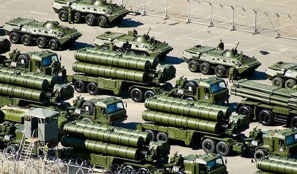 Russia S 300 missile 2