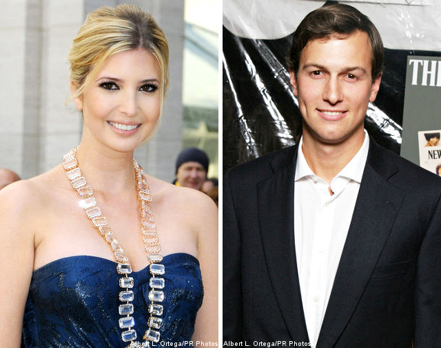 jared and Ivanka trump