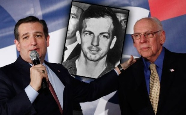 Ted Cruz dad Oswald