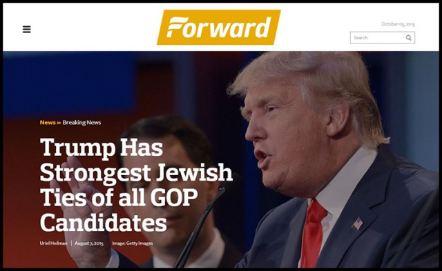 Trump and Jews