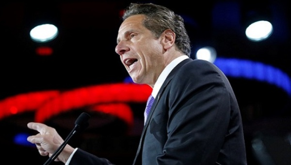 New York Govenor Cuomo