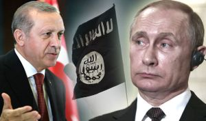 Putin and Erdogan Turkey