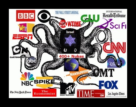 Media Controlled Zionist 3