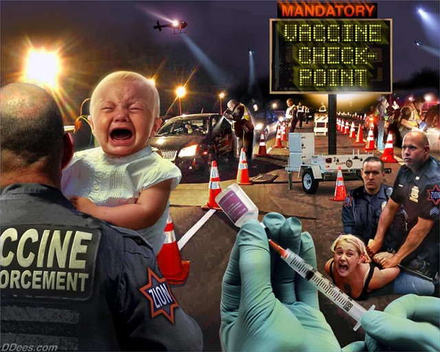 Vaccine check point