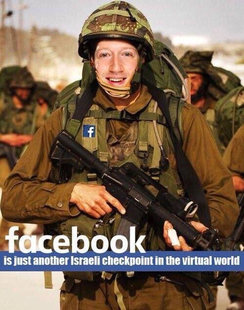 facebook-and-israel