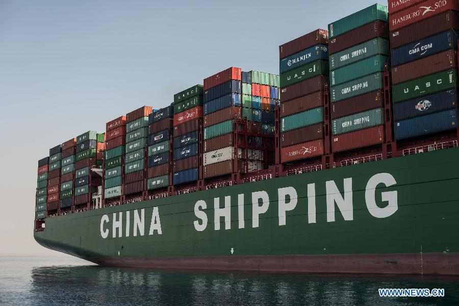 American Body Parts Discovered On Chinese Cargo Ship