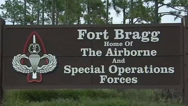 Fort Bragg special forces