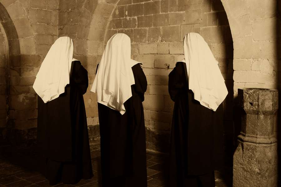 Nuns in Germany
