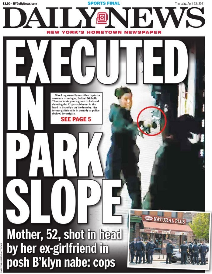 Park-Slope-Execution-New-York-Daily-News-Front-Page-042202021