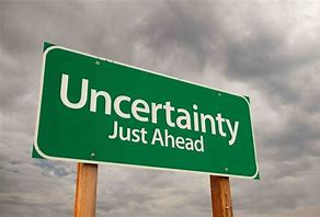 Trust God uncertainty