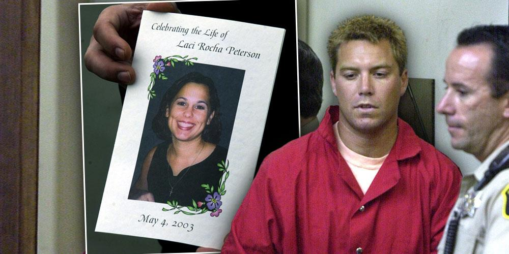 Scott Peterson and wife
